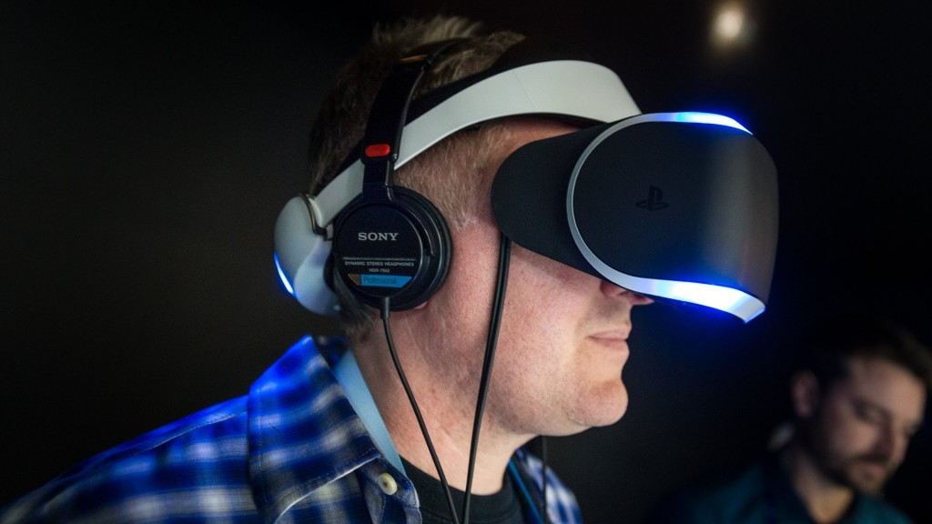 Project Morpheus: PlayStation VR